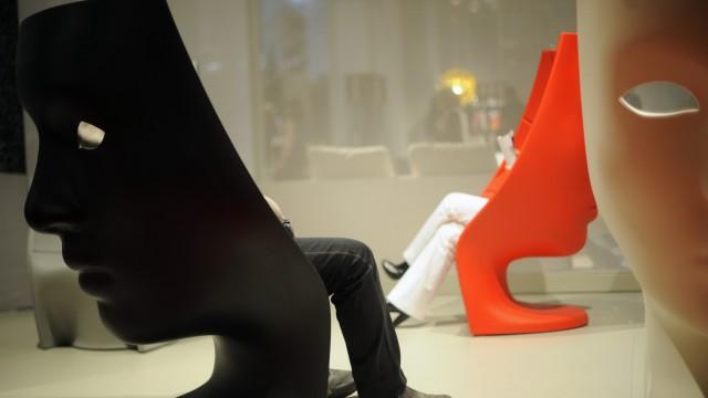 Salone del Mobile Möbelmesse in Mailand