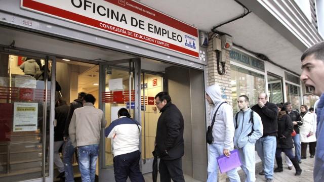 Fast 25 Millionen Arbeitslose in Europa