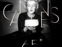 Marilyn Monroe ziert das offizielle Plakat des diesjährigen Festivals von Cannes.