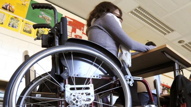 Gemeinsamer Unterricht für behinderte und nichtbehinderte Kinder