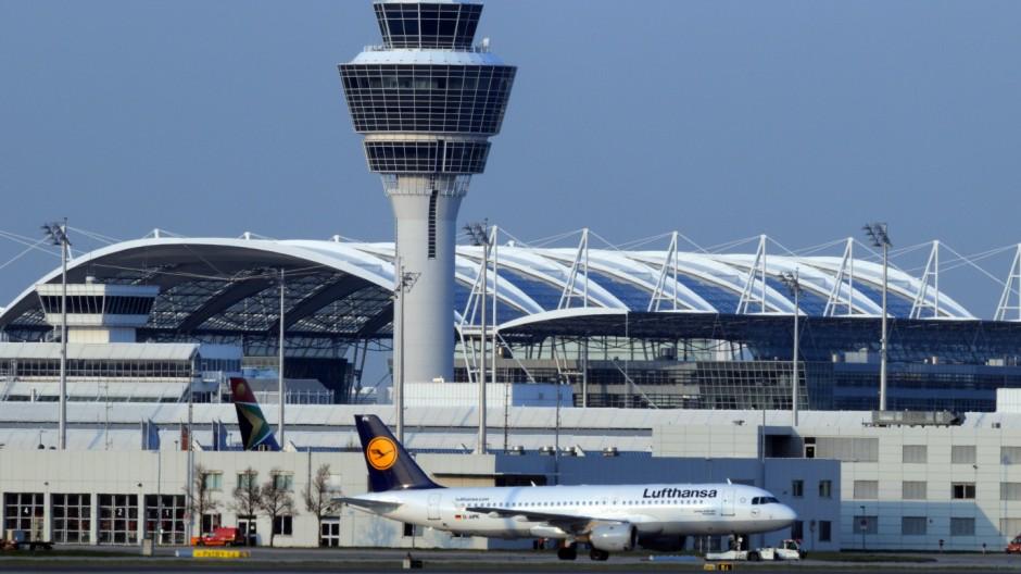 Flughafen München mit Passagierrekord