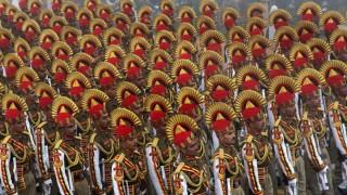 Indien feiert Tag der Republik