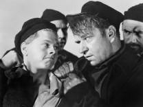 """Mickey Rooney und Wallace Beery in """"Das letzte Sklavenschiff"""", 1937"""