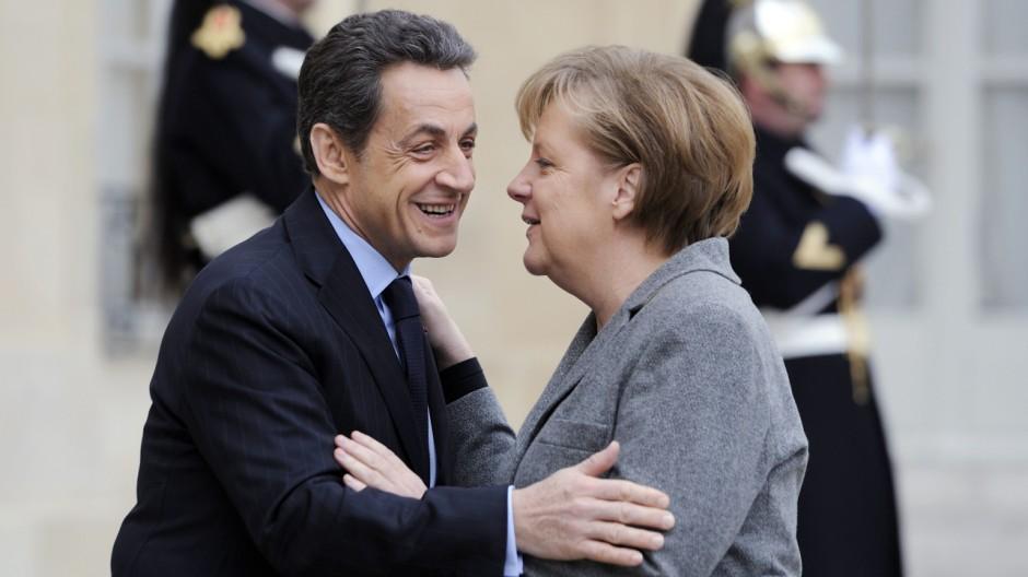 CDU-Parteitag CDU-Parteitag mit Sarkozy