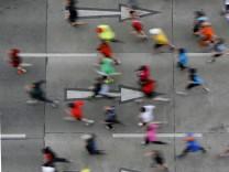 Laufen Zehenschuhe, der umstrittene Fitness Hype