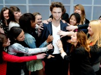 Idole von Jugendlichen - Robert Pattinson