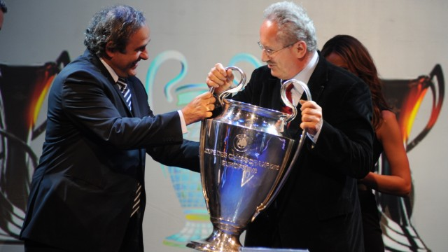 Champions League Champions-League-Finale in München