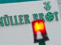 Insolvenz von Müller-Brot