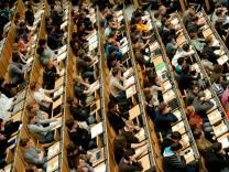 Immer mehr Studenten im Freistaat
