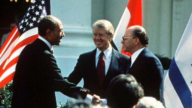 Ägyptisch-israelischer Friedensvertrag 1979