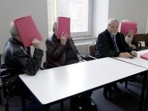Ehemalige Sicherungsverwahrte verklagen Land auf 415.000 Euro