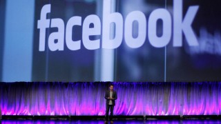 File photo of Facebook Vice President of Product Cox delivering a keynote address at Facebook's 'fMC' global event for marketers in New York City