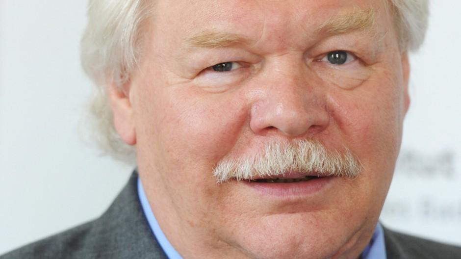 Horst Hippler - Präsident des Karlsruher KIT