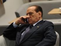Berlusconi zahlte Mafia Schutzgeld