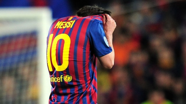 FC Barcelona v FC Chelsea - UEFA Champions League Semi Final