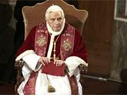 Papst Benedikt XVI., Hirtenbrief; Foto: dpa