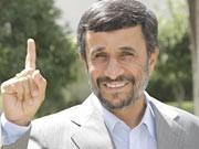 Mahmud Ahmadinedschad Iran AFP