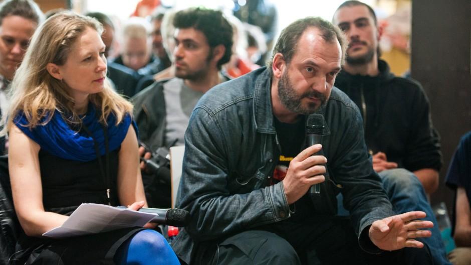 8. Berlin Biennale - Pressekonferenz