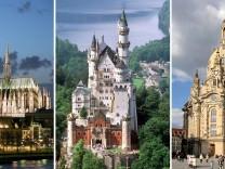 Serie Deutsche Einheit - Tourismus