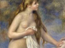 Ein Spätwerk von Renoir: Üppig ist gesund