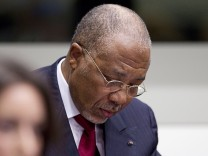 Verdict due in Charles Taylor war crimes trial