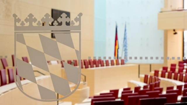 Planarsaal Landtag Bayern