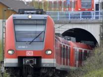 Diskussion um Ausbau der S-Bahn München