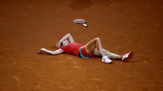 Tennis Tennisspielerin Andrea Petkovic