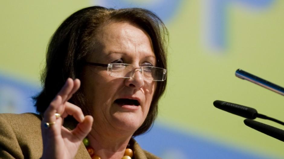Leutheusser-Schnarrenberger sieht gute Chancen für FDP in NRW