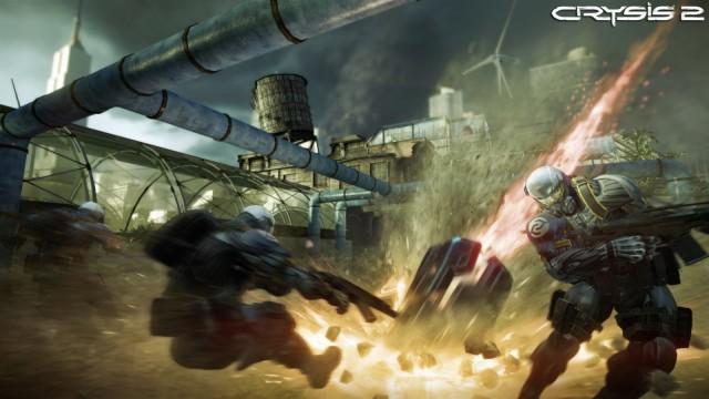 Computerspiel 'Crysis 2'
