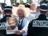 Prozess gegen Timoschenko vertagt