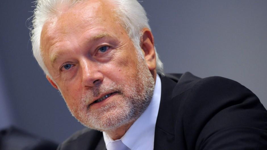 FDP-Fraktionsvorsitzender und in Kiel und Spitzenkandidat für die Landtagswahl in Schleswig-Holstein: Wolfgang Kubicki