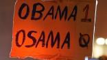 Osama bin Laden death anniversary, Obama in Afghanistan