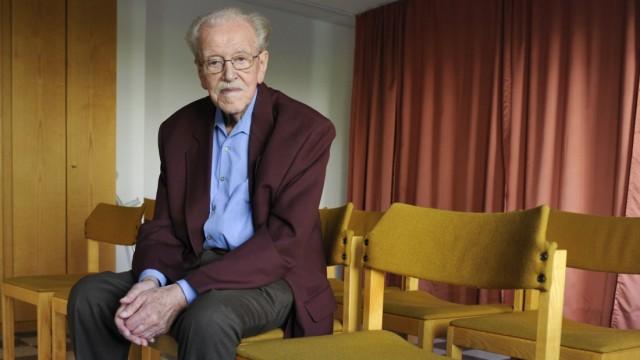 Holocaust KZ-Überlebender Martin Löwenberg
