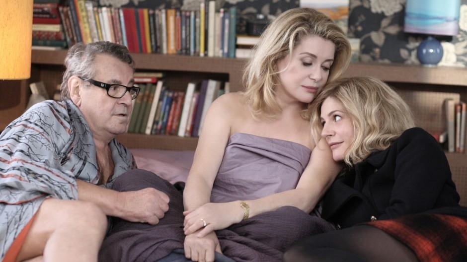 Kinostarts - 'Die Liebenden - von der Last, glücklich zu sein'