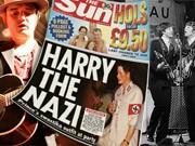 Pete Doherty, Harry, Beatles; Foto: Sonnabend/dpa/Reuters