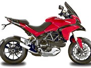 Motorradmesse Eicma Ducati Multistrada 1200