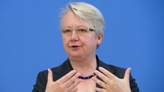 PK Annette Schavan