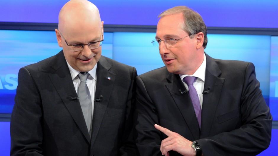 TV-Duell der Spitzenkandidaten vor der Wahl in Kiel