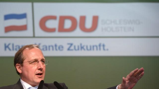 Bundeskanzlerin Merkel beim Wahlkampf in Norderstedt