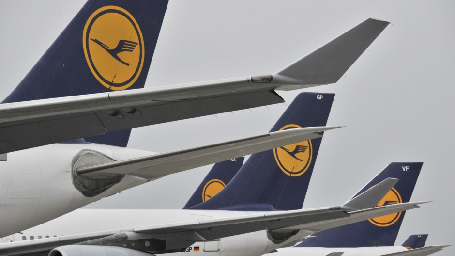Lufthansa-Sparplan nimmt konkrete Formen an