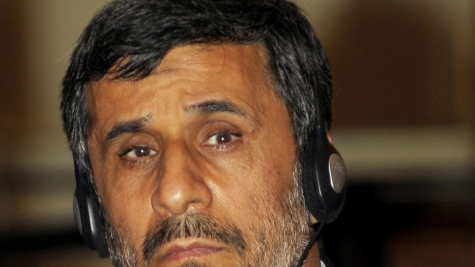 Iran Mahmud Ahmadinedschad
