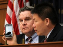 Congressional-Executive Commission Holds Hearing On Chen Guangcheng Case