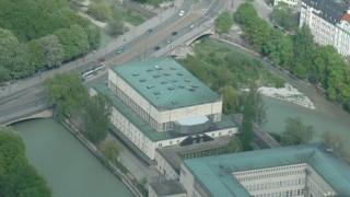 Luftbild München