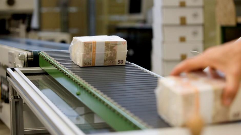 Giesecke & Devrient Geld Banknoten Geldschein