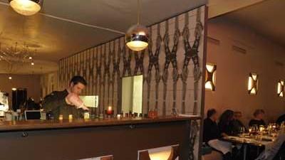 Restaurants Gesellschaftsraum