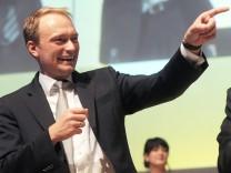 Landesparteitag der FDP in Nordrhein-Westfalen