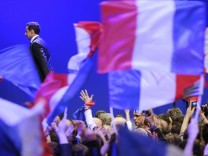 Nicolas Sarkozy 2012 election
