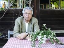 Gerhard Polt im Altwirt in Faistenhaar