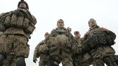 Bundeswehr Luftangriffe in Afghanistan